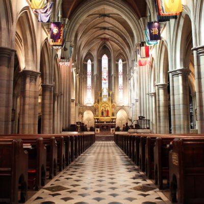 パリ大聖堂(アメリカンカテドラル)