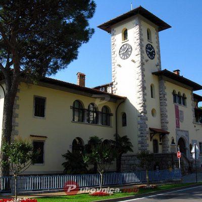 オパティア市庁舎