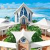 クリスタルチャペル 風の教会