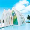 セントラグーナチャペル 海辺の教会